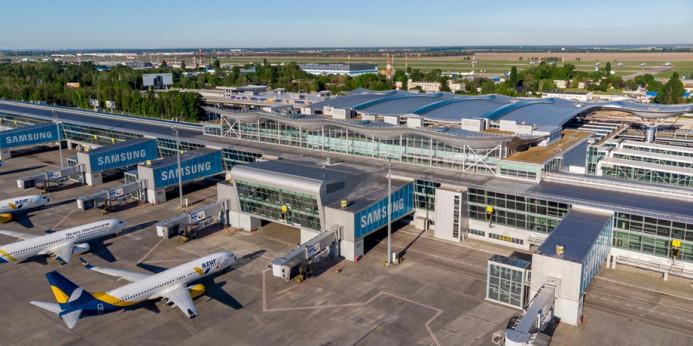 У міжнародному аеропорту Бориспіль запускають лінію швидкого ПЛР-тестування пасажирів на COVID-19